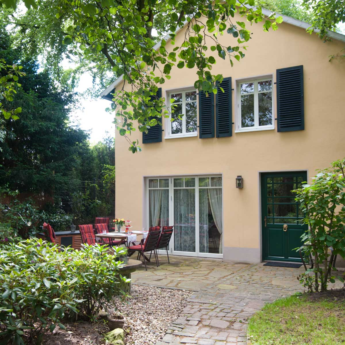 Ferien-Cottage in Coesfeld